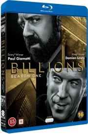 billions - sæson 1 - Blu-Ray