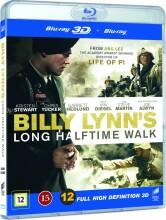 billy lynn's long halftime walk - 3D Blu-Ray