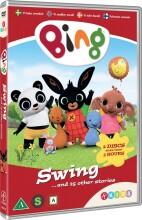 bing - sæson 1 - gyngen og 25 andre historier - DVD