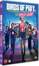 birds of prey - harley quinn - DVD