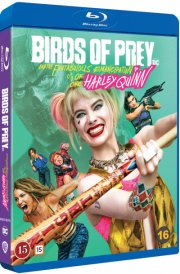 birds of prey - harley quinn - Blu-Ray