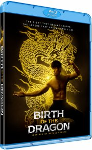 birth of the dragon - Blu-Ray