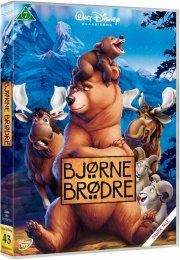 bjørne brødre - disney - DVD