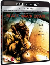 black hawk down - 4k Ultra HD Blu-Ray