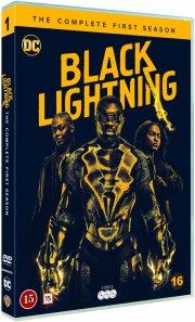 black lightning - sæson 1 - DVD