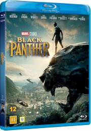 black panther - the movie - marvel - Blu-Ray