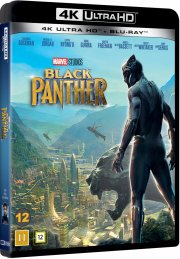 black panther - the movie - marvel - 4k Ultra HD Blu-Ray