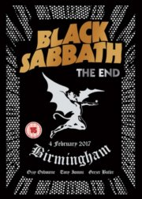 black sabbath - the end - DVD