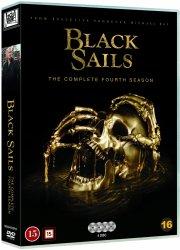 black sails - sæson 4 - DVD