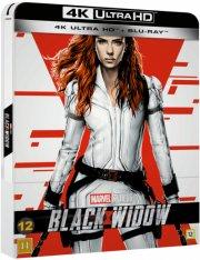 black widow - marvel 2021 - steelbook - 4k Ultra HD Blu-Ray