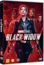 black widow - marvel 2021 - DVD