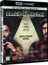 black k klansman - 4k Ultra HD Blu-Ray