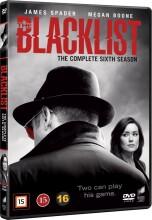 the blacklist - sæson 6 - DVD