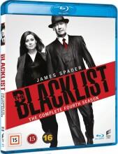 the blacklist - sæson 4  - Blu-Ray