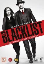 the blacklist - sæson 4 - DVD