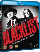 the blacklist - sæson 7 - Blu-Ray