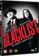 the blacklist - sæson 7 - DVD