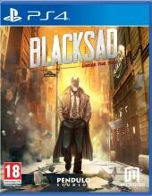 blacksad - under the skin (limited edition) - PS4