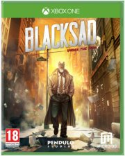blacksad - under the skin (limited edition) - xbox one