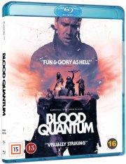 blood quantum - Blu-Ray