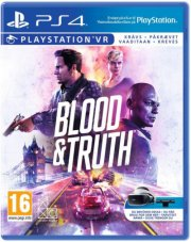 blood & truth (psvr) - PS4
