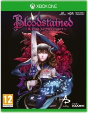 bloodstained - ritual of the night - xbox one