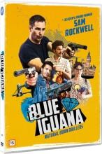 blue iguana - DVD