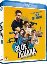 blue iguana - Blu-Ray