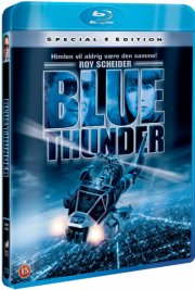 blue thunder - Blu-Ray