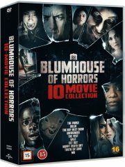 blumhouse of horrors - 10 movie collection - DVD