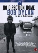 bob dylan - no direction home - DVD