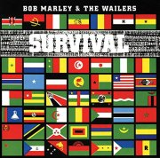 bob marley - survival [original recording remastered] - cd