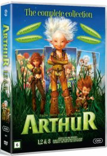 arthur 1-3 - DVD