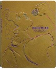 bohemian rhapsody - steelbook - Blu-Ray