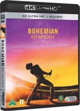 bohemian rhapsody - 4k Ultra HD Blu-Ray