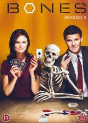 bones - sæson 3 - dvd - DVD