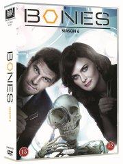 bones - sæson 6 - DVD