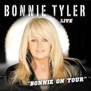 bonnie tyler - bonnie on tour live - cd