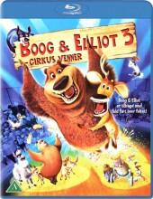 boog og elliot 3 - cirkusvenner - Blu-Ray