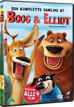 boog & elliot - den komplette samling - DVD