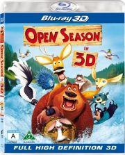 open season / boog og elliot - vilde venner 3d - Blu-Ray