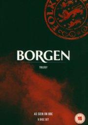 borgen - sæson 1-3 - DVD