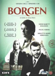 borgen - sæson 1 og 2 - DVD