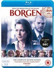 borgen - sæson 2 - Blu-Ray