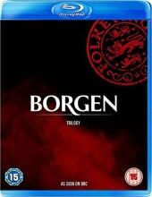 borgen - sæson 1-3 - Blu-Ray