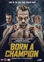 born a champion - DVD