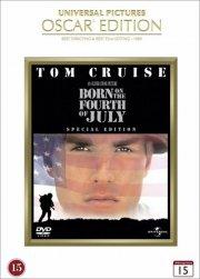 born on the fourth of july / født den 4. juli - DVD