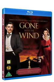 borte med blæsten / gone with the wind - Blu-Ray