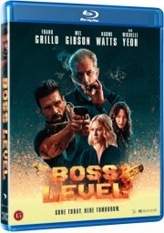 boss level - Blu-Ray