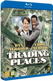trading places / bossen og bumsen - Blu-Ray